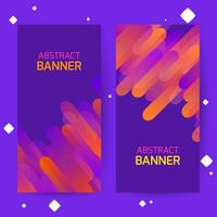 Omslag med geometriskt mönster. Färgglada bakgrunder. Gäller för Banderoller, Platser, Affischer, Reklamblad.