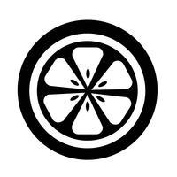 Orange ikon