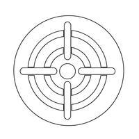 Målikon vektor