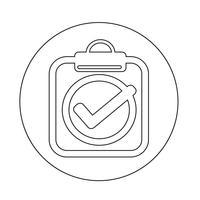 Zwischenablage-Symbol
