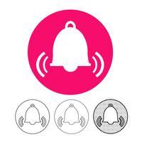 Glockensymbol Vektor