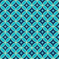 Lyxigt orientaliskt mönster