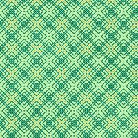 Glänsande östligt mönster
