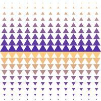 Geometrischer Hintergrund mit Farbverlauf vektor
