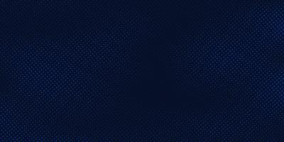 Abstrakter dunkelblauer Hintergrund mit hellblauer Beschaffenheit des Halbtonmusters. Kreative Cover-Design-Vorlage