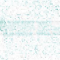 Multi farbiger Kreis-Zusammenfassungshintergrund des Vektors geometrischer. Gepunktete Textur-Vorlage. Geometrisches Muster im Halbton-Stil