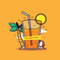 Sommer-Vektor