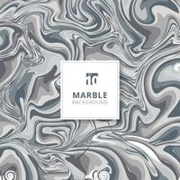 Abstrakta grå akvarellfläckar. Marmor bakgrundsstruktur. vektor