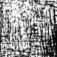 Pinselstrich-Tinten-Skizzenlinie des Vektors Hand gezeichnete vektor