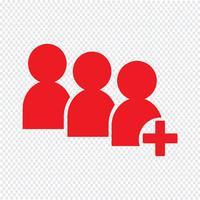 folk ikon vektor illustration