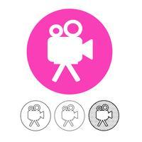 Videokamera-Symbol