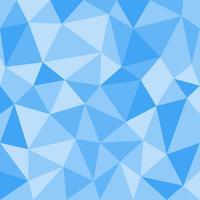 Scharfer polygonaler Hintergrund vektor