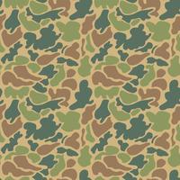 Tarnmuster. Nahtlos. Militärischer Hintergrund. Soldat camou vektor