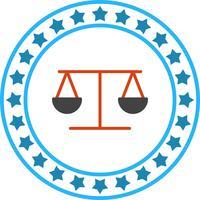 Vektor-Balance-Symbol