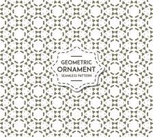 Abstrakte geometrische Muster mit Linien, Rauten Ein nahtloser Vektor Hintergrund.