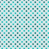 Blått geometriskt mönster