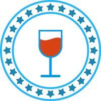 Vektor Wein Icon