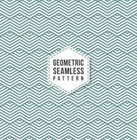 Vektor nahtlose Muster. Moderne stilvolle geometrische Textur.