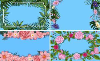 Ein Satz der Blumen-Blatt-Grenze