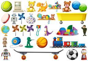 Set Kinderspielzeug