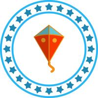 Vektor-Drachen-Symbol