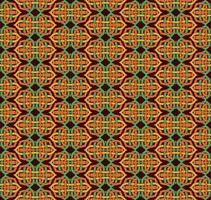 Arabisches nahtloses Verzierungsmuster. Dekoratives dekoratives Muster