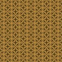 Abstrakt sömlösa geometriska mönster bakgrund med linjer, orientaliska ornament mönster vektor
