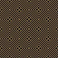 Abstrakt geometrisk mönster med linjer, rhombuses En sömlös vect