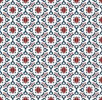 prydnad dekoration sömlös mönster bakgrund