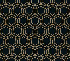 Vektor sömlöst mönster. Modern stilig struktur. Geometrisk remsa