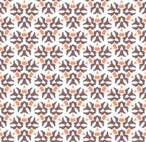 Nahtloser Musterhintergrund der abstrakten Verzierung.
