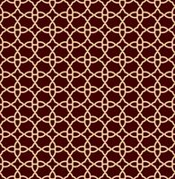 Lyx geometriskt mönster. Vektor sömlöst mönster. Modernt linjärt