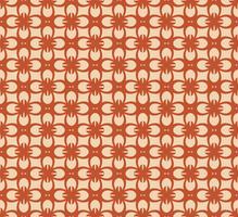 enkel abstrakt sömlös prydnad mönster bakgrund
