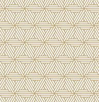 geometrisches nahtloses Muster mit Linie, modernes unbedeutendes Art-PA vektor