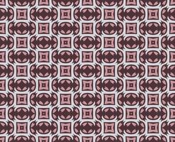 Abstraktes nahtloses Verzierungsmuster. Vektor-illustration vektor