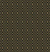 Vektor nahtlose Muster. Geometrischer Hintergrund mit Raute. Abst