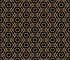 Vektor nahtlose Muster. Moderne stilvolle Textur. Geome wiederholen