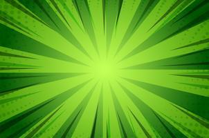 Abstack Hintergrund Cartoon-Stil. BigBamm oder Sonnenlicht vektor