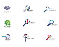 Suchen Sie nach Logo- und Symbolvorlagenvektoren