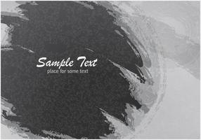 Grungy Paint Texture Vector Bakgrund