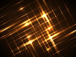 Linie Glow hellem Hintergrund vektor