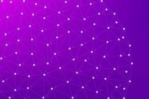 DOt Polygon Hintergrund-02 vektor