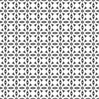 Seamless mönster dekoration abstrakt vektor bakgrundsdesign