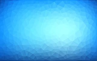 Abstrakter bunter niedriger Polyvektor-Hintergrund mit futuristischem Muster der kühlen Steigung.