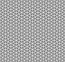 Nahtlose Musterlinie Dekorationszusammenfassungsvektor-Hintergrunddesign