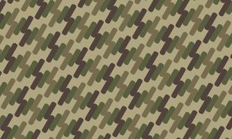 Militär tarnt abstraktes Hintergrundmuster. Design-Vektor-Illustration. vektor