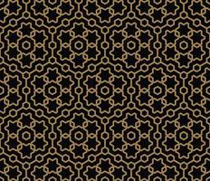 Vektor sömlöst mönster. Modern stilig struktur. Upprepande geome