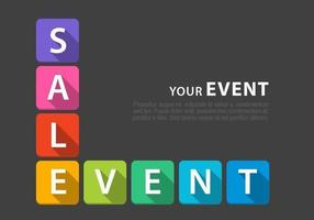Super Verkauf Event Hintergrund Vector Pack