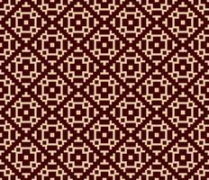Vektor sömlöst mönster. Modern stilig struktur. Upprepande linjär prydnad