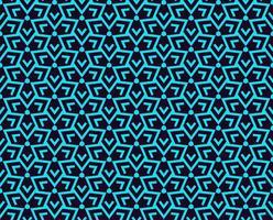 Vektor sömlöst mönster. Modern snygg linjär struktur. Upprepa geometriska plattor med linjelement.